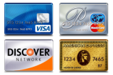 We Accept All Major Credit Cards in Oakland CA