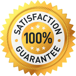 100% Satisfaction Guarantee in Oakland CA