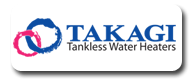 We Install Takagi Tankless Water Heaters in 94601